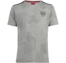 Arsenal Leisure Abstract Print T-Shirt