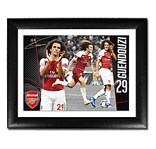 Guendouzi 18/19 Landscape Player Profile
