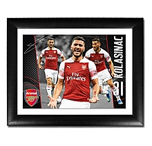 Kolasinac 18/19 Landscape Player Profile
