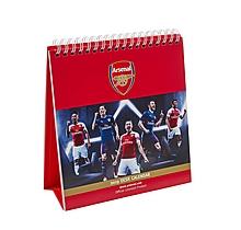 Arsenal 2019 Desk Calendar