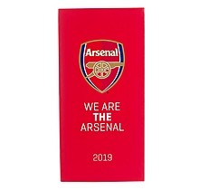 Arsenal 2019 Pocket Diary