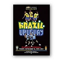 Brazil v Uruguay 16.11.2018