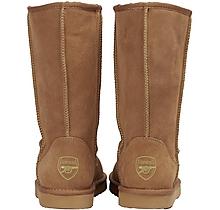 Arsenal Mens Australian Merino Wool Boots