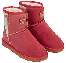 Arsenal Kids Australian Merino Wool Boots