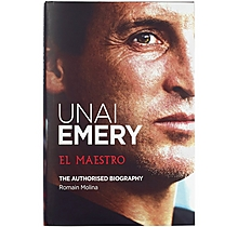 Arsenal Unai Emery Book