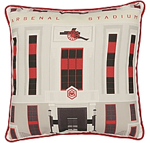Arsenal Highbury Illustration Cushion