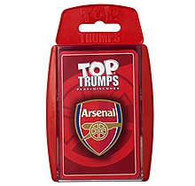 Arsenal Top Trumps 2018/19
