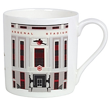 Arsenal Highbury Fine China Mug