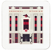 Arsenal Highbury Coasters