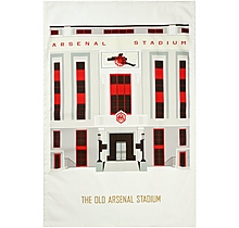 Arsenal Highbury Tea Towel
