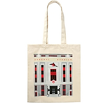 Arsenal Highbury Canvas Bag
