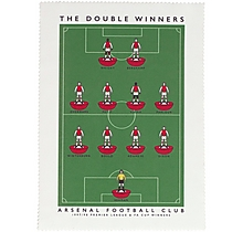 Arsenal Double Win Lens Cloth