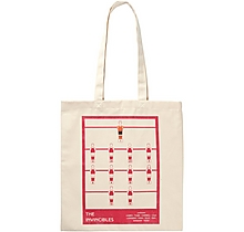 Arsenal The Invincibles Canvas Bag
