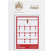 Arsenal The Invincibles Fridge Magnet