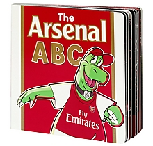 Arsenal ABC Baby Book