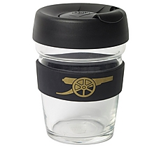 Arsenal Cannon Glass Keep Cup