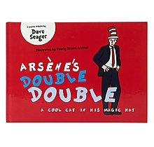 Arsenal Arsenes Double Double Book