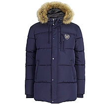 Arsenal Since 1886 Padded Parka Jacket