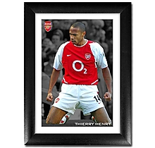 Thierry Henry Statue Print