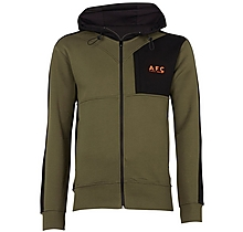 Arsenal Since 1886 Multi Panel Zip Hoody