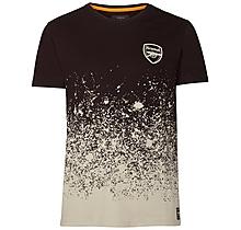 Arsenal Since 1886 Splatter Ombre T-Shirt