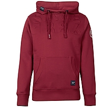 Arsenal Since 1886 Embossed Hoody