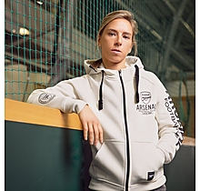 Arsenal Womens Since 1886 Hoody