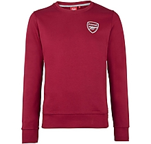 Arsenal Essentials Sweatshirt Red