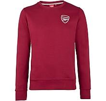 Arsenal Essentials Sweatshirt Red