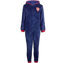 Arsenal Kids Fleece All-In-One Pyjamas