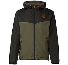 Arsenal Since 1886 Panel Shower Jacket