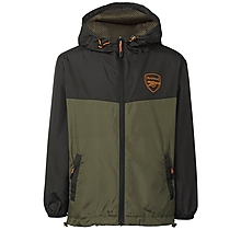 Arsenal Kids Since 1886 Panel Shower Jacket