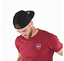 Arsenal Adult Metal Badge Snapback