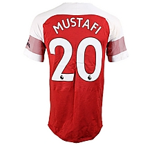Prem League Match Worn Shirt V Southampton- Mustafi