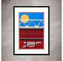 Arsenal For The Gunners Print