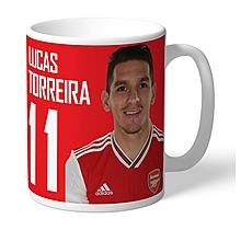 Arsenal Personalised Torreira Mug