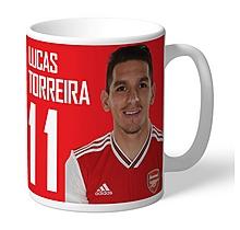 Arsenal Personalised Torreira Mug