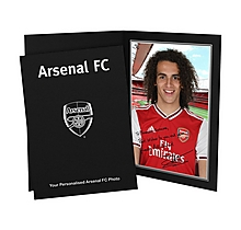 Arsenal Personalised Guendouzi Photo Folder