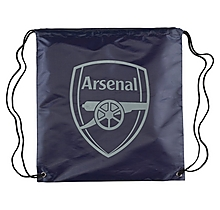 Arsenal Crest Drawstring Bag For Life