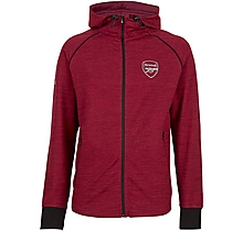 Arsenal Leisure Space Dye Zip Hoody