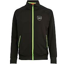 Arsenal Leisure Zip Geo Print Jacket
