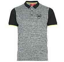 Arsenal Leisure Marl Polo Shirt