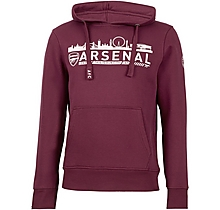 Arsenal Since 1886 London Skyline Hoody