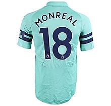 Prem League Match Worn Shirt V Watford - Monreal