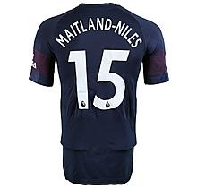 Prem League Match Worn Shirt V Wolves - Maitland-Niles