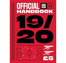 Arsenal 19-20 Official Handbook