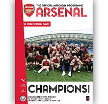 Arsenal Women v Manchester City Women
