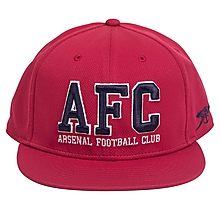 Arsenal Since 1886 Red AFC Snapback Cap