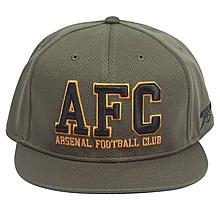 Arsenal Khaki AFC Snapback Cap