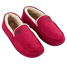Arsenal Mens Cannon Moccasin Slippers